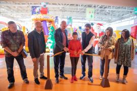 La inauguración del Diverespai de Ibiza, en imágenes .