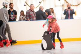 El Diverespai abre sus puertas con una pista de hielo como gran novedad