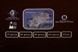 La cuarta edición del concurso de cultura popular Què saps d'Eivissa?, en imágenes (Fotos: Arguiñe Escandón).
