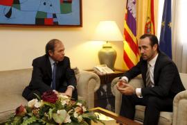 Bauzá descarta la intervención de Balears