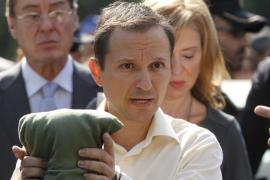 José Bretón, procesado por la detención ilegal de sus hijos