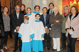 Concierto solidario de Blauets de Lluc y Studium Aureum