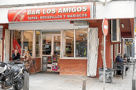 El bar Los Amigos no continúa abierto hasta 2021 porque «no merecía la pena»