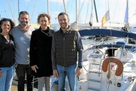 Sant Antoni colabora con Tursiops