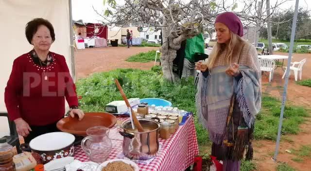 El Mercat de Forada cierra la temporada con la elaboración de la salsa de Nadal