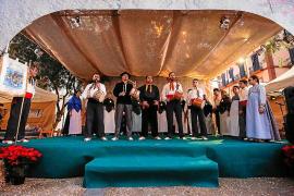 Una ración de 'xacota' y 'salsa de Nadal' en Vara de Rey
