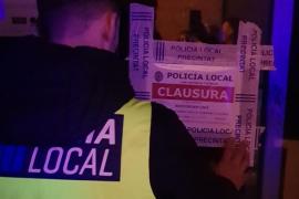 Sant Antoni clausura un local del West End por contaminación acústica