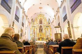 Sant Josep recibe el año con misa y bingo solidario