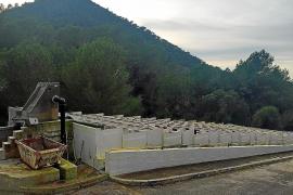 El proyecto de la depuradora de Portinatx ha estado dos años estancado en el Govern