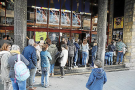 Los cines de Baleares, entre los más visitados del 2019