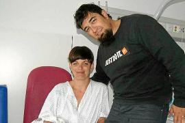 Máximo, el primer bebé de 2020 nacido en Can Misses