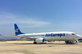 Air Europa lanza una promoción de vuelos desde 25 euros hasta junio