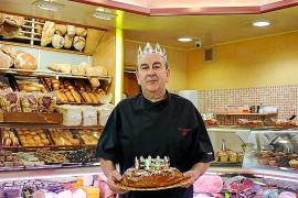 El roscón se convierte en el rey de las pastelerías de Ibiza