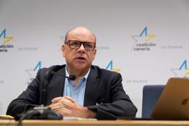 Reunión del Consejo Político de Coalición Canaria