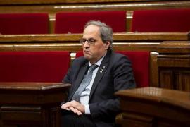 La Junta Electoral retira a Torra la credencial de diputado y le inhabilita como presidente de la Generalitat
