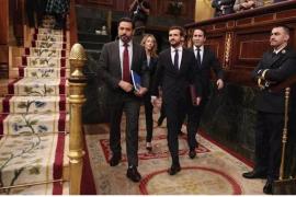 """El PP acusa a Sánchez de ser un """"fraude electoral"""""""