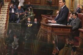 "Armengol asegura que Sánchez ha pronunciado un ""gran discurso"""