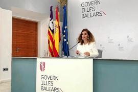 Pilar Costa, la política mejor pagada de Baleares, gana casi 10.000 euros al mes