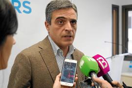 Marí Bosó cree que la coalición entre PSOE y Podemos perjudicará a Ibiza