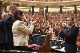 Sánchez se ciñe al pacto de coalición y apuesta por el diálogo en Catalunya