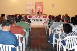 Los sindicatos alertan de que los fijos discontinuos deberán realizar el trabajo de los eventuales