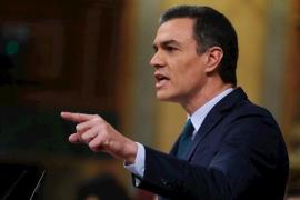 La primera votación ratifica el 'no' a la investidura de Sánchez