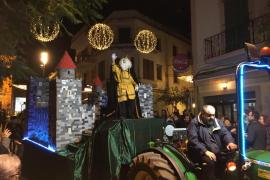 Cabalgata del os Reyes Magos