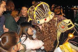 Patrimonio para acompañar a los Reyes Magos de Oriente en la cabalgata de Vila