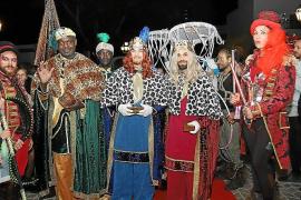 Regalos para todo Sant Josep el último día de la carpa navideña