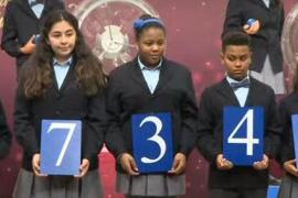 57342, primer premio de 'El Niño'