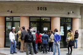 Baleares es la segunda región que menos dinero destinó por parado en 2011