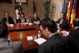 Bauzá rechaza revisar los recortes y aboga por pactar medidas de crecimiento