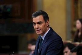 Pedro Sánchez supera la investidura por sólo dos votos de diferencia