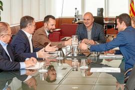 Vicent Marí propone repartir el PIOS en función de superficie y población