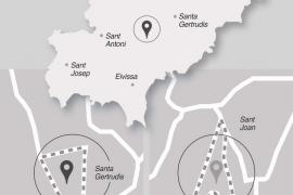 Ibiza contará con dos parques solares en 2022