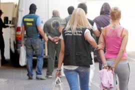 Operación contra los asaltos violentos a chalés