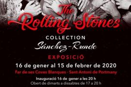 Sant Antoni acoge una exposición inédita sobre los Rolling Stones