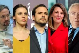 Moncloa confirma que Unidas Podemos tendrá una Vicepresidencia y cuatro ministerios