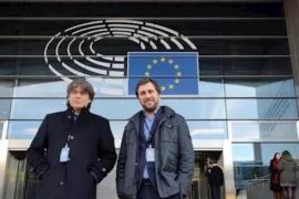 Puigdemont y Comín cobrarán 70.000 euros en atrasos por haber sido reconocidos eurodiputados desde julio