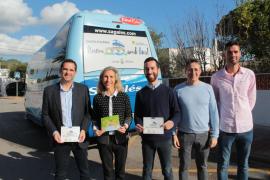 Santa Eulària inicia un plan piloto para implantar un autobús urbano