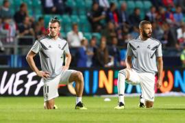Bale, descartado para la final de la Supercopa