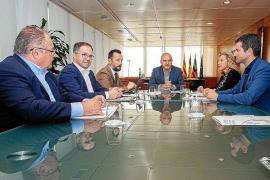 Los alcaldes, menos Ruiz, valoran positivamente el reparto de los PIOS
