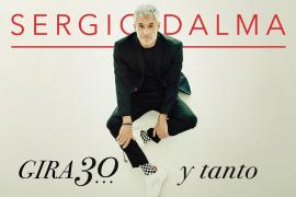 Conciertos en Mallorca: Sergio Dalma actúa en el Auditórium de Palma