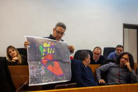 El Ayuntamiento de Ibiza aprueba la moratoria para las edificaciones de Cas Mut