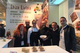 Los productos de temporada, protagonistas del stand de Ibiza en Madrid Fusión 2020