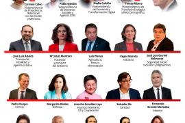 Nuevo Gobierno de Sánchez: Se conocen más detalles