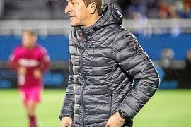 Luis Miguel Ramis: «El árbitro estuvo muy fino para el rival»