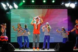 'Pica Pica' abarrota un Recinto Ferial ávido de juegos y de canciones