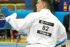 Víctor Aranguren vuelve al tatami
