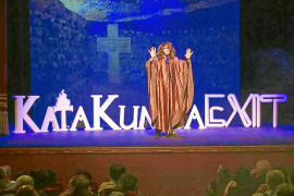 'Katakumba EXIT', una obra para hacer reír y pensar al espectador